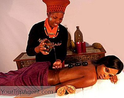 wellness spa afrikansk massage