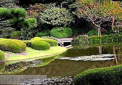 Die 6 Schonsten Garten In Tokio 2020