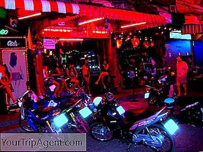タイにおける売春・買春の違法性から実情 ...