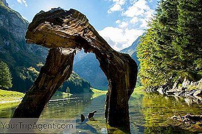 17 Keajaiban Alami Di Swiss Itu Lepaskan Nafas Anda 2019