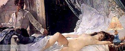 Prostitución Pictórica: 8 Retratos Infames De Las Musas Ilícitas Del Arte
