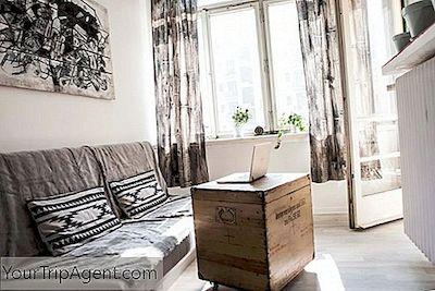 Praag s onmisbare airbnb genoteerde appartementen