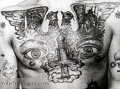 I Significati Segreti Dietro I Tatuaggi Della Prigione Sovietica 2019