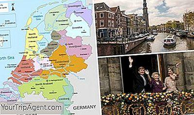 Niederlande Karte Welt.Was Ist Der Unterschied Zwischen Holland Und Den