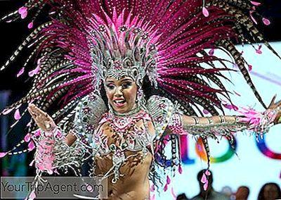 Conozca A Los Famosos Bailarines De Samba Del Carnaval De Brasil 2021